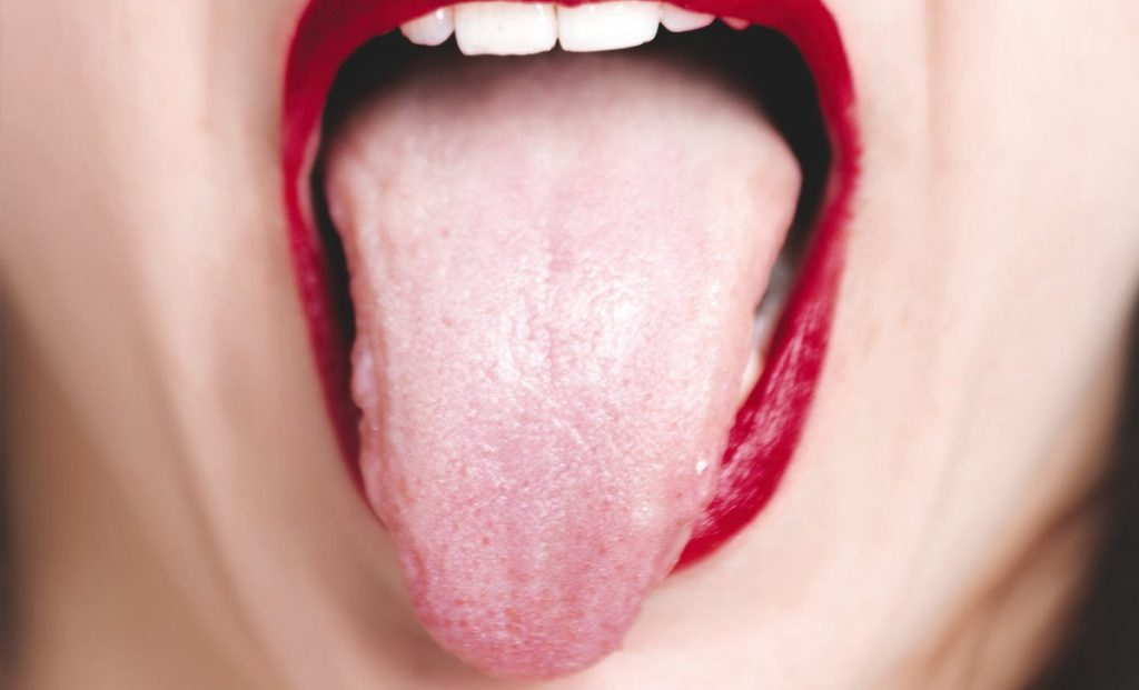 We should not underestimate the importance of this sign in our mouth which can make us change our way of life