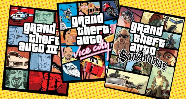 GTA: The Trilogy - Definitive Edition: The release date is approaching, for Kotaku - Nerd4.life