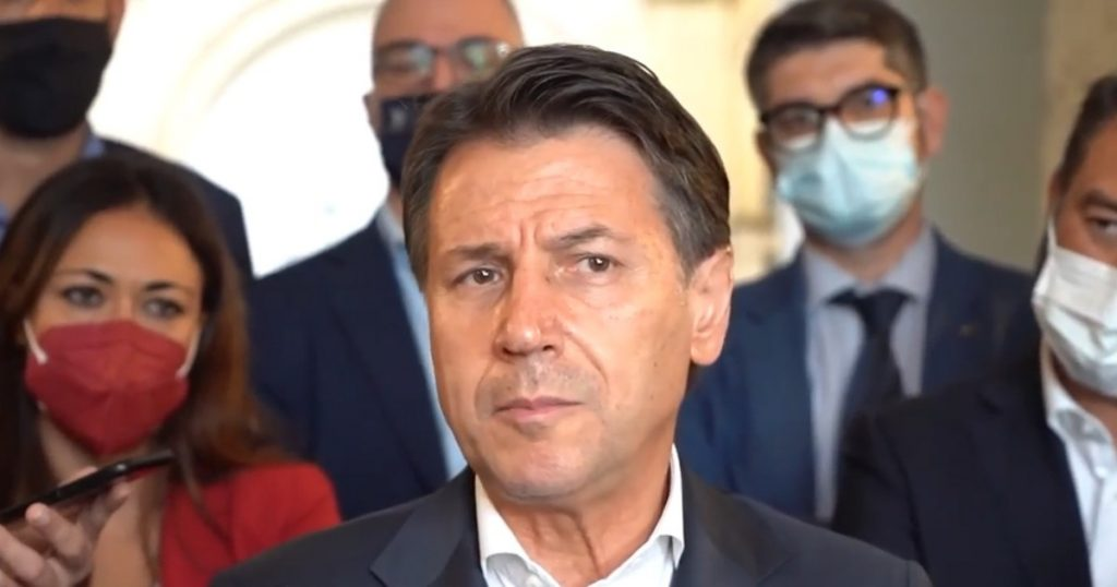 """Elections Rome, Conte: """"Does Calenda dictate conditions to Qualteri? He seems arrogant to me. We did not ask for seats."""""""