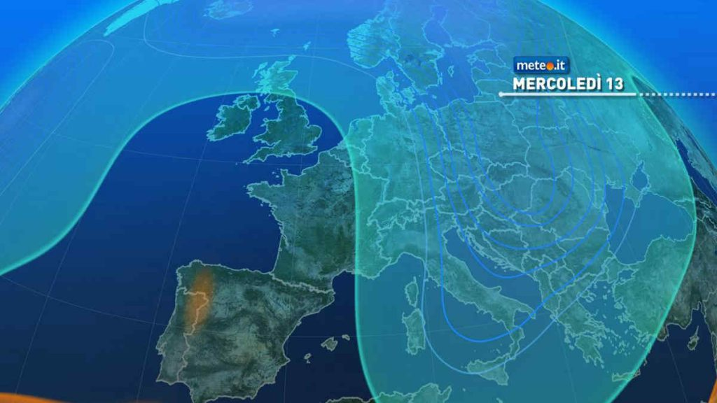 Weather on October 13th: Bad weather and strong winds return