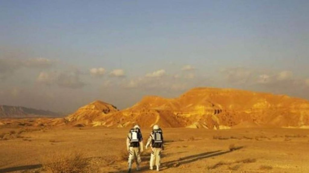Exploring Mars on Foot: Here's the New Training for Human Extravehicular Missions on the Red Planet