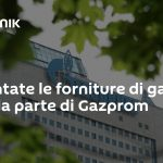 Gas supplies from Gazprom to Italy increased
