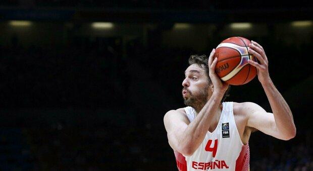 Basketball, Pau Gasol leaves at 41: 'But it's goodbye, not goodbye'