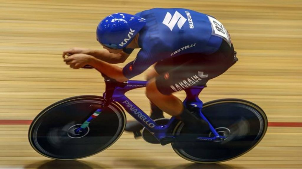 Cycling, European Championships on track: Milan gold in individual pursuit