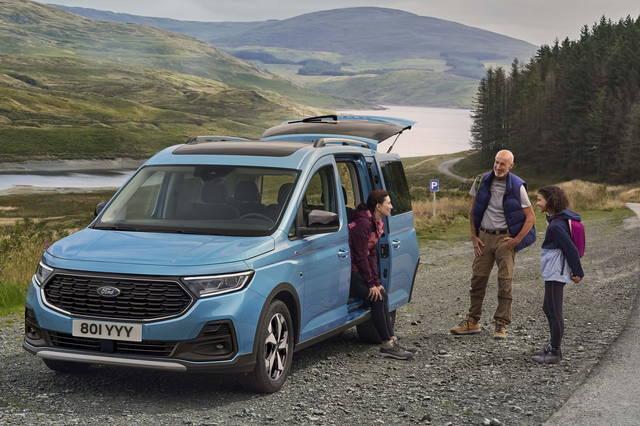 Ford Tourneo Connect: ecco la nuova generazione