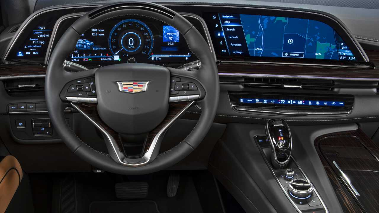 General Motors Introduces Hands Free Driving for USA and Canada