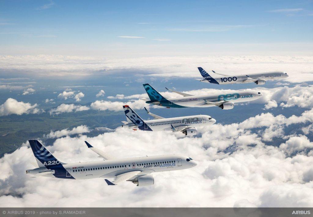 ITA chooses Airbus to renew its fleet