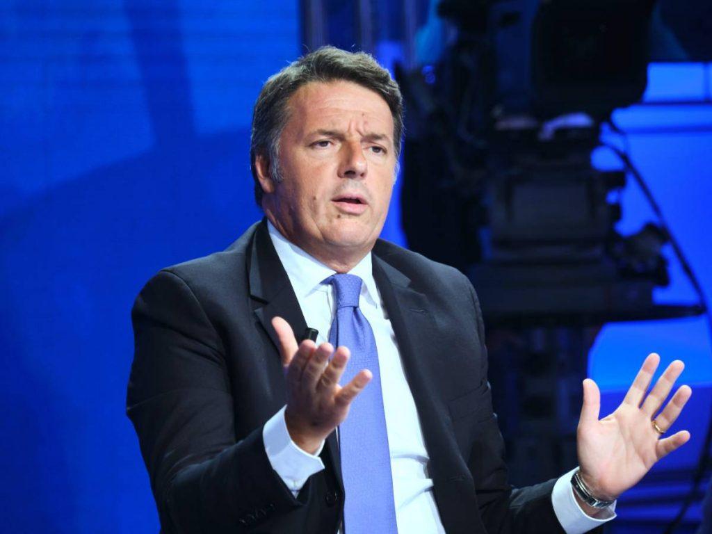 """It's not like that ..."".  Renzi kills Letta (and fresh olive tree)"