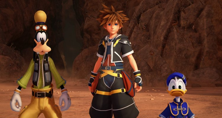 Kingdom Hearts, the complete series coming to Nintendo Switch in the cloud - Nerd4.life