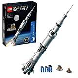 Ideas for LEGO Saturn V Apollo NASA, a space rocket with ...