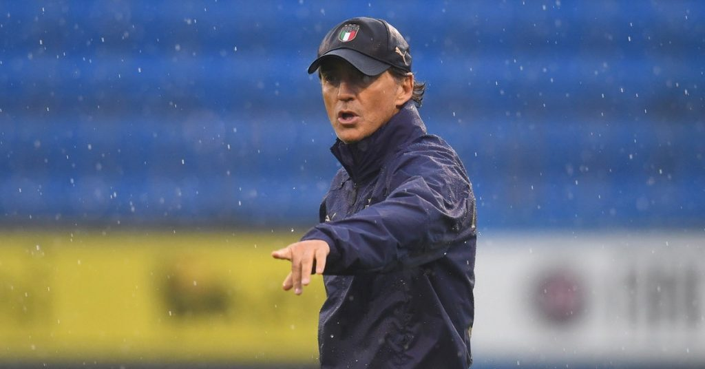 """Nations League, Mancini: """"Winning it would be great but it won't be easy"""" 
