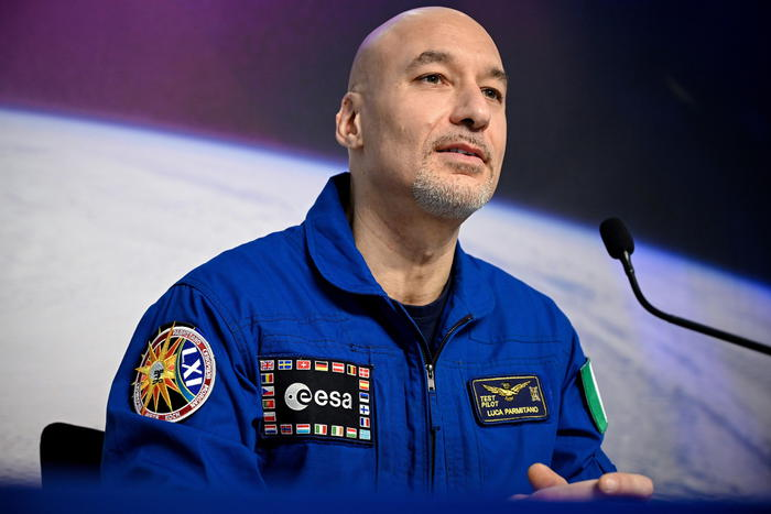 Parmitano (Esa), we learned how to live in space - Maker Faire