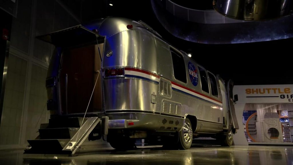 Retired NASA's Old Truck (Strofan), Who Will Provide the New Vehicle? [video e candidature] - News