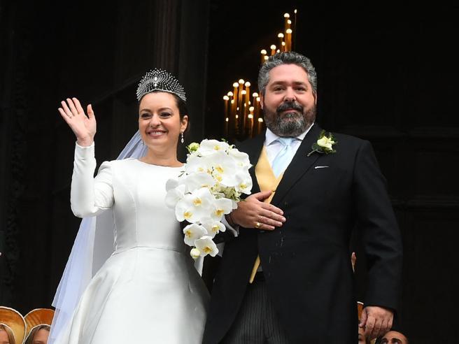 San Pietroburgo, un'italiana ha sposato l'ultimo Romanov
