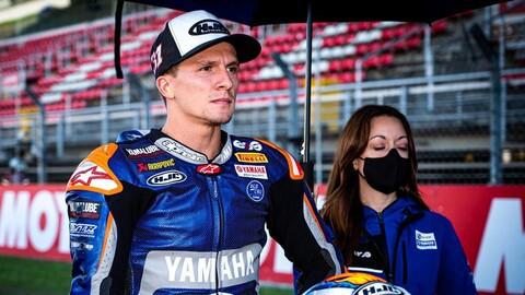 SBK Portimao, Gerloff: 'I will never race in COTA with MotoGP'