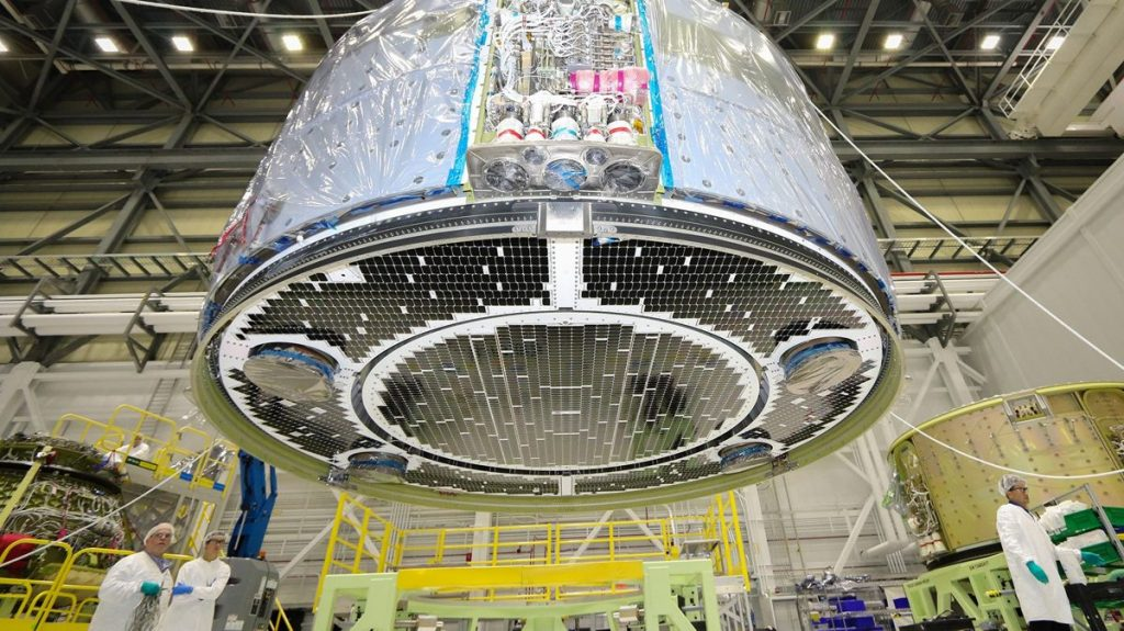 Starliner test launch for Boeing and NASA through 2022