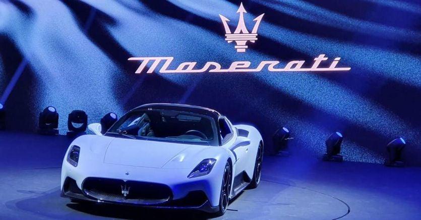 Stellantis, Maserati pass on to Mirafiori.  Confirmed launch of new models