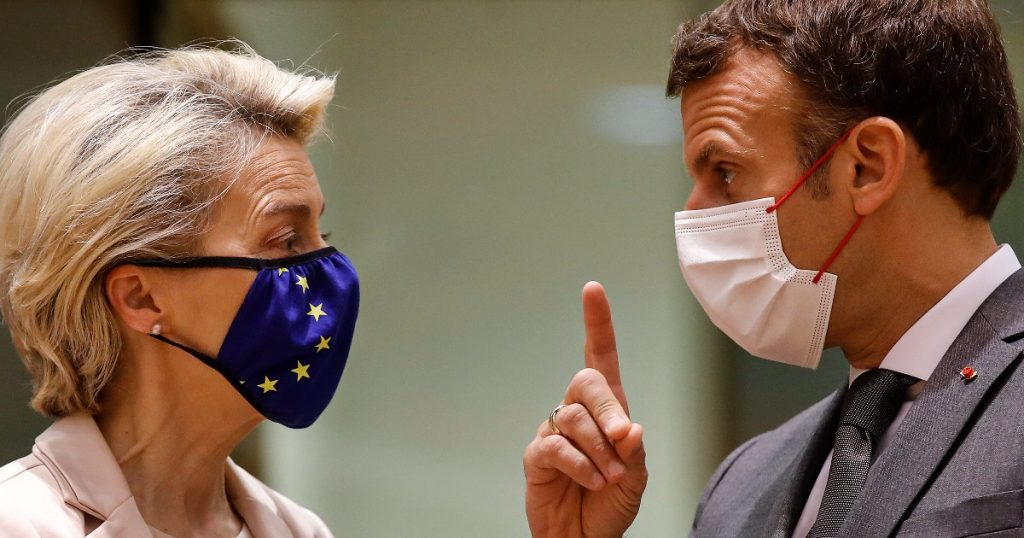 """The European Union and Poland tear up justice and law.  Von der Leyen: """"Measures.""""  France: """"An attack on Europe, they risk their de facto exit"""""""