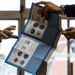 Voting in Rome at 11pm for the Michetti ballot